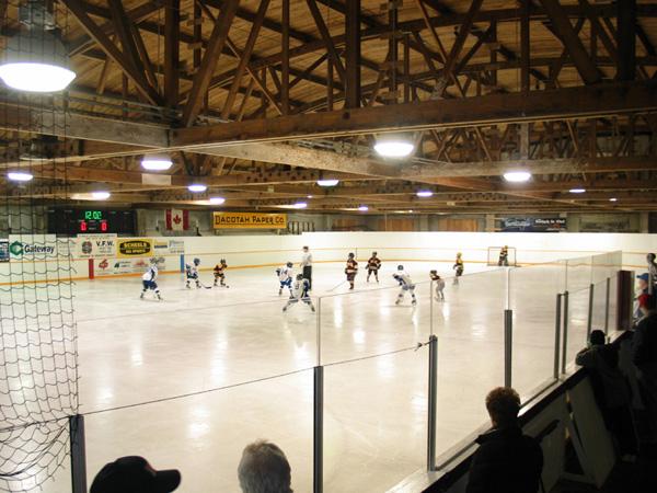 Fargo Hockey Arena